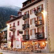 Hotel Le Chamonix. Шамони, Франция, 2011