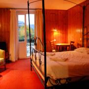 Номер 206. Hotel Le Chamonix. Шамони, Франция, 2011