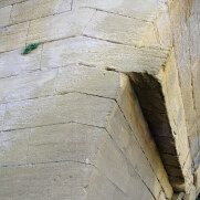 Каменная кладка. Пон-ду-Гард. Франция, 2011