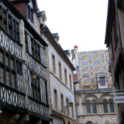 Дижон, Франция, 2011