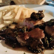 Мясо, La Teta de la Vaca, 2012