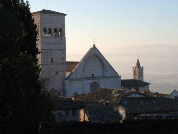 Ассизи. Италия
