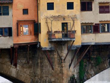 Понте Веккио. Флоренция. Италия