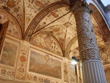 Паллацио Веккио. Флоренция. Италия