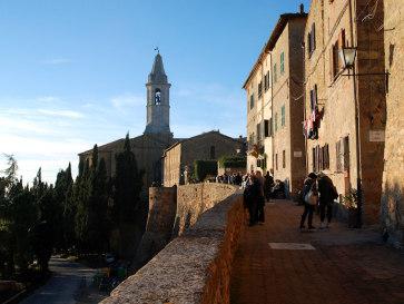 Пьенца. Италия