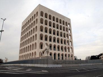 EUR. Рим. Италия