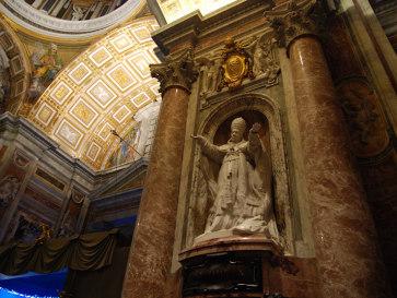 Собор Святого Петра. Рим. Италия