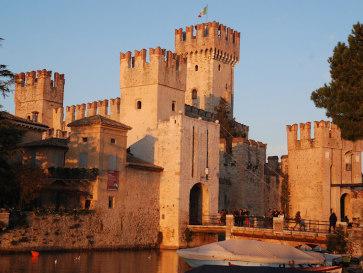 Сирмионе. Италия