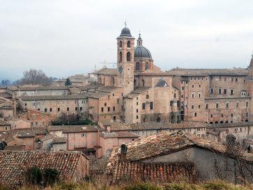 Урбино. Италия