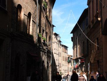 Вольтерра. Италия