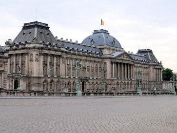 Брюссель. Королевский дворец