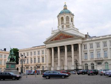 Брюссель. Церковь Св.Якова