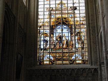 Брюссель. Собор Св.Михаила