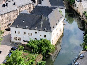 Люксембург. Грунд