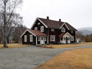 Hagaled Gjestegard - Основное здание