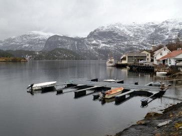 Норвегия. Виканесет