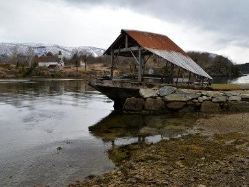 Норвегия. Согнефьорд