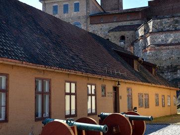 Осло. Крепость Акерхус