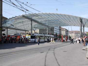 Вокзал Берна