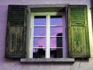 Бриг. Окно