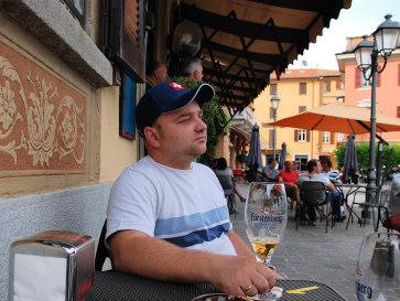 cafe del pess, Менаджио