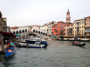 Венеция. Мост Риальто