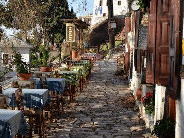 Макриница. Греция