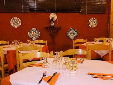 Taverna Vakchos. Интерьер
