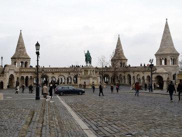 Будапешт. Рыбацкий Бастион