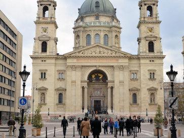 Будапешт. Собор Иштвана