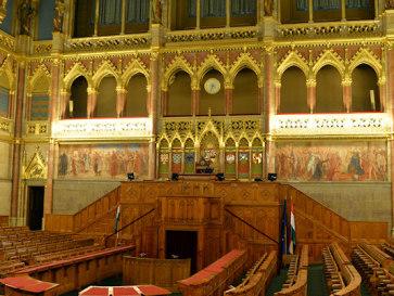 Будапешт. Парламент