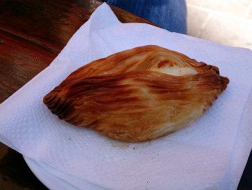 Гозийский пирожок с сыром