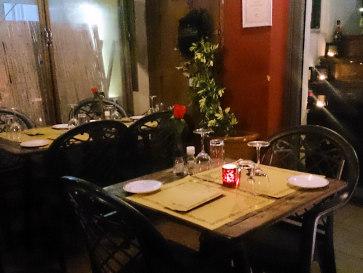 Ресторан Le Malta - Интерьер