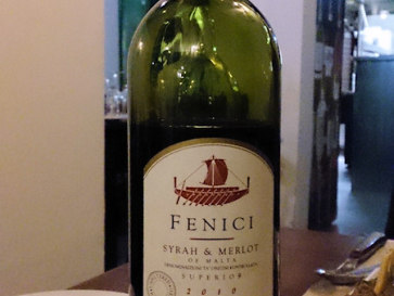 Ресторан Le Malta - Вино Fenici