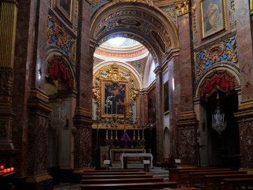 Церковь Кармелиты. Мдина. Мальта