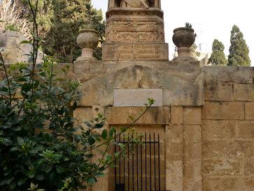 Крипт Св.Агаты. Рабат. Мальта