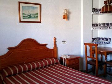 Аппартаменты Veramar. Комната