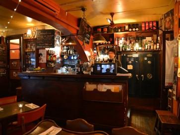 Ресторан Buenos Aires. Интерьер