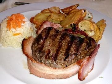 Ресторан Sabores do Chef. Филе говядины