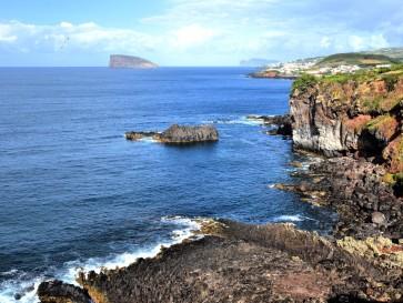 Юго-восточное побережье острова Терсейра