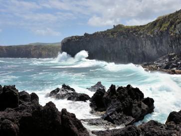 Северное побережье острова Терсейра. Бишкойтуш