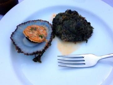 Ресторан Сlube Naval. Лапаш
