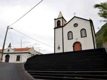 Церковь. Фажан Гранде. Остров Флореш