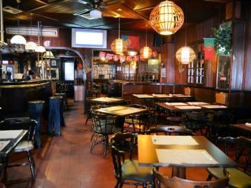 Сentral Pub. Интерьер