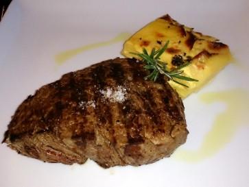 Ресторан Rossio. Филе говядины