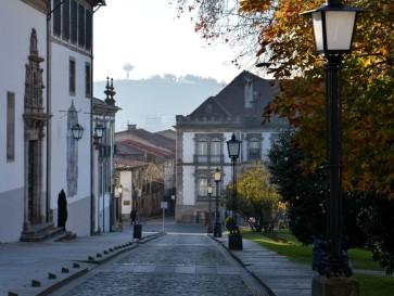 Гимарайнш. Португалия