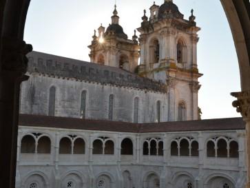 Алкобаса. Португалия