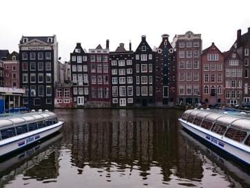 Амстердам. Дамрак