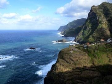 Северное побережье Мадейры