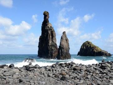 Острова Риб и Жанела. Мадейра